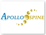 Apollo Spine Logo, Door Decal & Signage