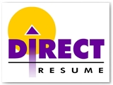 Direct Resume Logo