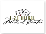 I-20 Animal Medical Center Logo