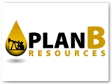 Plan B Resources Logo & Signage