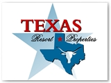 Texas Resort Properties Logo & Signage