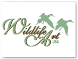 Wildlife Art USA Logo